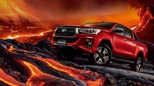 2019 - Toyota Hilux