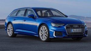 2019 - Audi A6 Avant