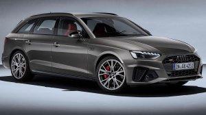 2020 - Audi A4 Avant