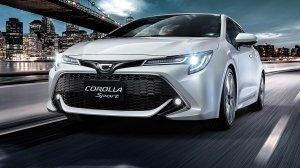 2020 - Toyota Corolla Sport
