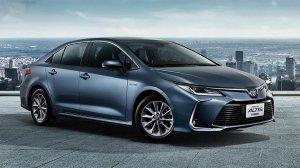 2019 - Toyota Corolla Altis(NEW)
