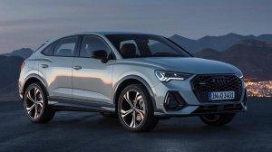 2020 - Audi Q3 Sportback