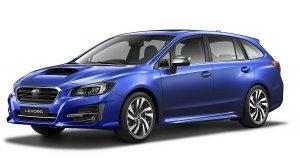 2019 - Subaru Levorg