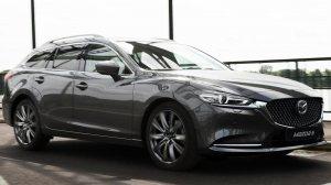 2019 - Mazda 6 Wagon