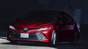 2019 - Toyota Camry