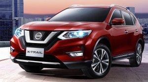 2020 - Nissan X-Trail
