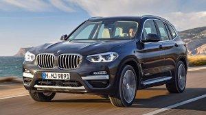 2020 - BMW X3