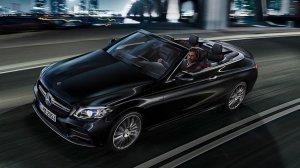 2021 - M-Benz C-Class Cabriolet