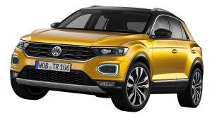 2021 - Volkswagen T-ROC