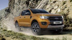 2019 - Ford Ranger