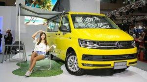 2019 - Volkswagen California
