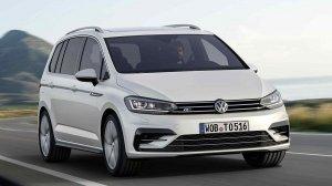 2019 - Volkswagen Touran