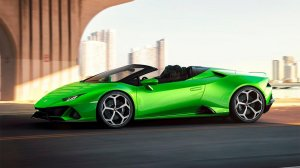 2020 - Lamborghini Huracan EVO Spyder
