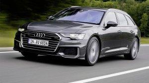 2020 - Audi A6 Avant