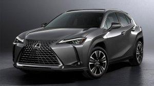 2020 - Lexus UX
