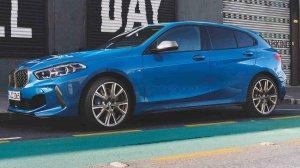 2020 - BMW 1-Series