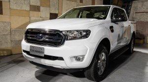 2021 - Ford Ranger