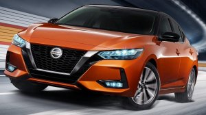 2020 - Nissan Sentra(NEW)