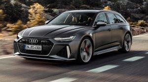 2021 - Audi A6 Avant