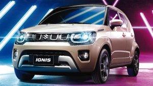 2021 - Suzuki Ignis