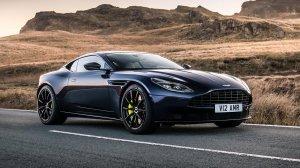 2019 - Aston Martin DB11