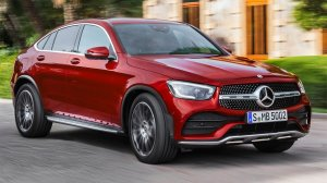 2020 - M-Benz GLC Coupe