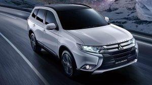 2020 - Mitsubishi Outlander