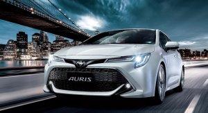 2020 - Toyota Auris