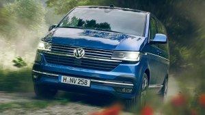 2020 - Volkswagen Caravelle