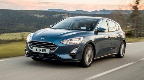 2019 Ford Focus 5D EcoBoost 182時尚經典型