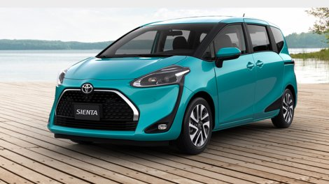 2020 Toyota Sienta 5人座尊爵