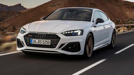 2021 Audi A5 Sportback RS5