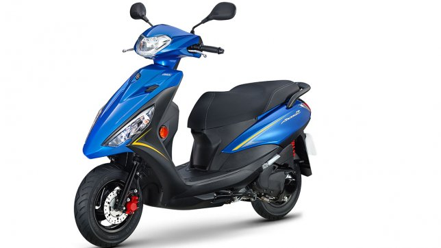 2018 Yamaha Axis Z勁豪 125 FI碟煞版