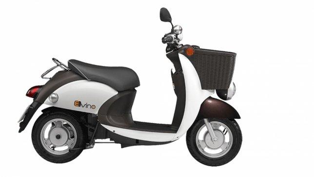 2018 Yamaha Vino E