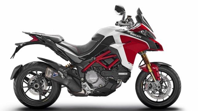2019 Ducati Multistrada 1260 Pikes Peak ABS