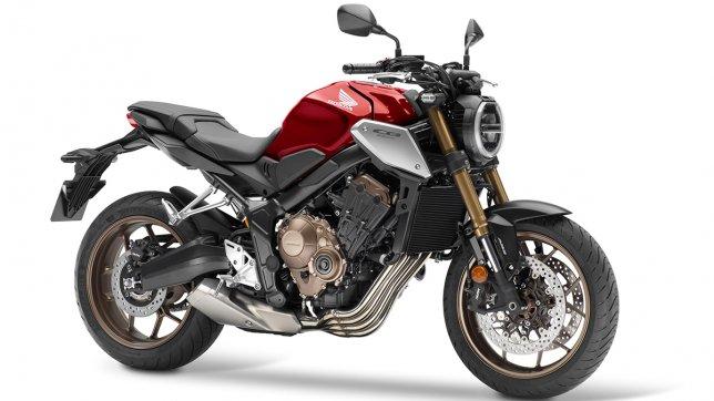 2020 Honda CB650 R ABS