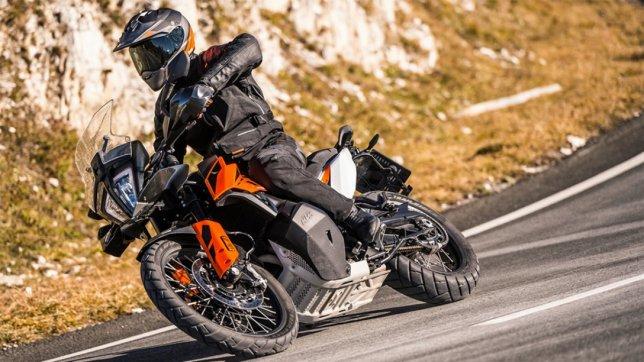 2020 KTM 790 Adventure ABS