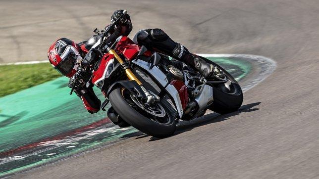 2020 Ducati Streetfighter V4 S ABS