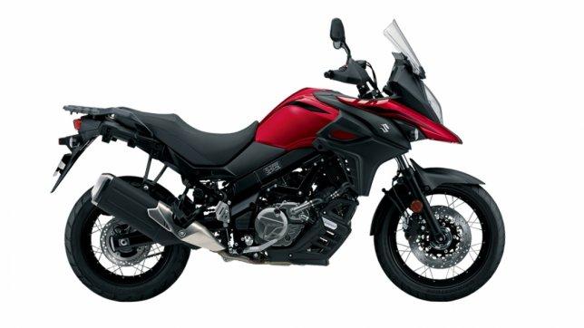 2020 Suzuki V-Strom 650 XT ABS