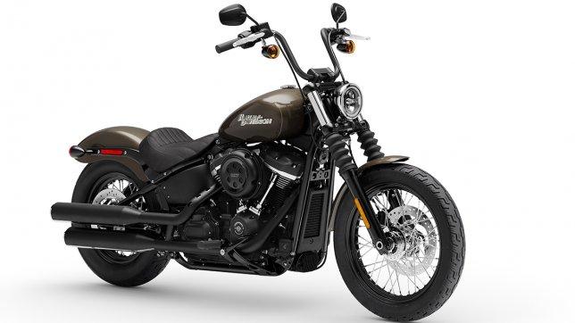 2020 Harley-Davidson Softail Street Bob ABS