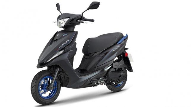 2020 Yamaha RS NEO 125 FI UBS