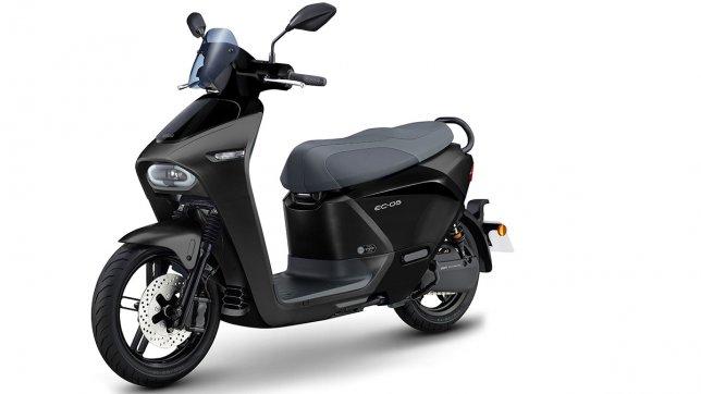 2020 Yamaha EC 05 UBS