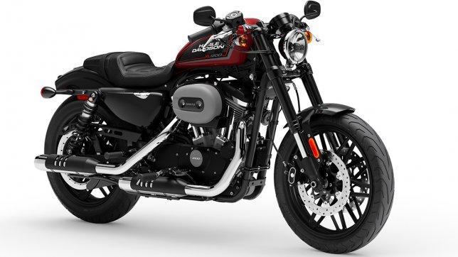 2019 Harley-Davidson Sportster 1200 Roadster ABS