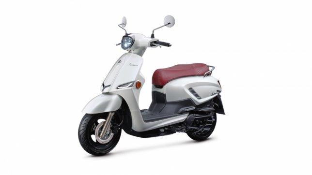 2020 Suzuki Saluto 125