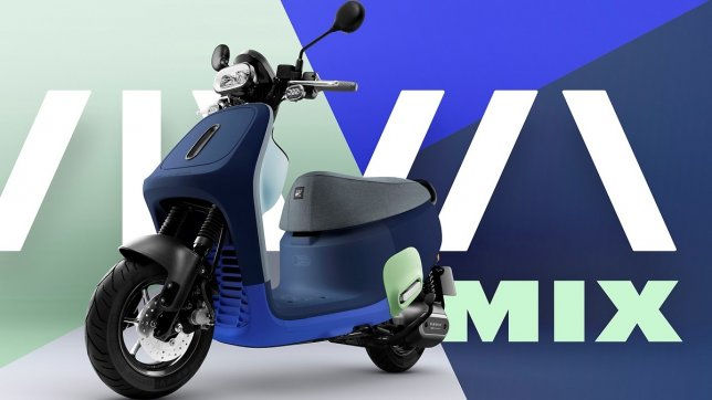 2021 Gogoro Viva Mix Belt