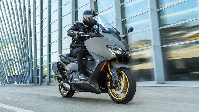 2021 Yamaha TMAX 560 Tech MAX ABS