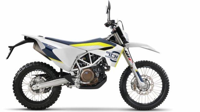 2018 Husqvarna Enduro 701 ABS
