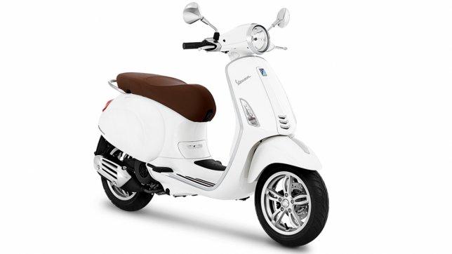 2018 Vespa Primavera 150 i-Get ABS