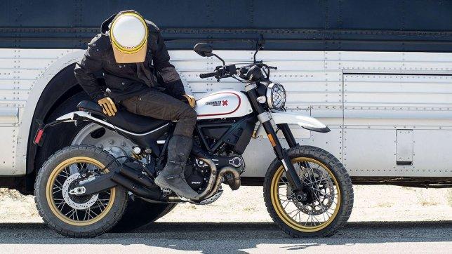 2019 Ducati Scrambler Desert Sled  ABS