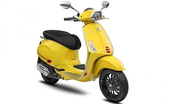 2020 Vespa Sprint S 150 i-Get ABS